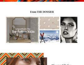 nº 41 pour Homepage Redesign for Luxury Skincare Brand par syrwebdevelopmen