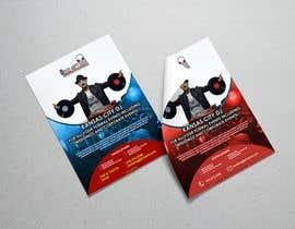 #3 for Advertisement  brochure for D1D Artt Entertainment by BayuZulkarnain
