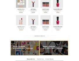 #4 dla Design a website Landing page przez Baljeetsingh8551