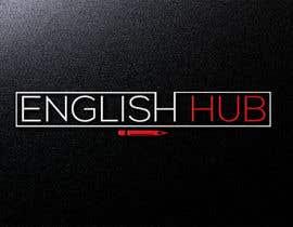 AsmaTanha tarafından English Hub Logo Contest için no 715