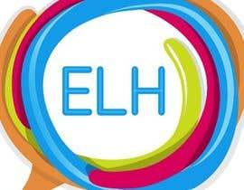 Nro 838 kilpailuun English Hub Logo Contest käyttäjältä habibkhan50