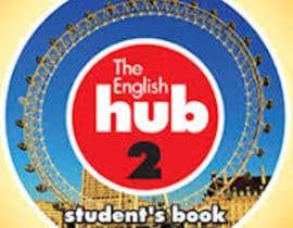 Nro 839 kilpailuun English Hub Logo Contest käyttäjältä habibkhan50
