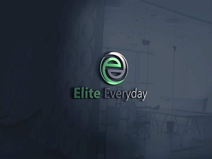 Penyertaan Peraduan #353 untuk Logo for Elite Everyday