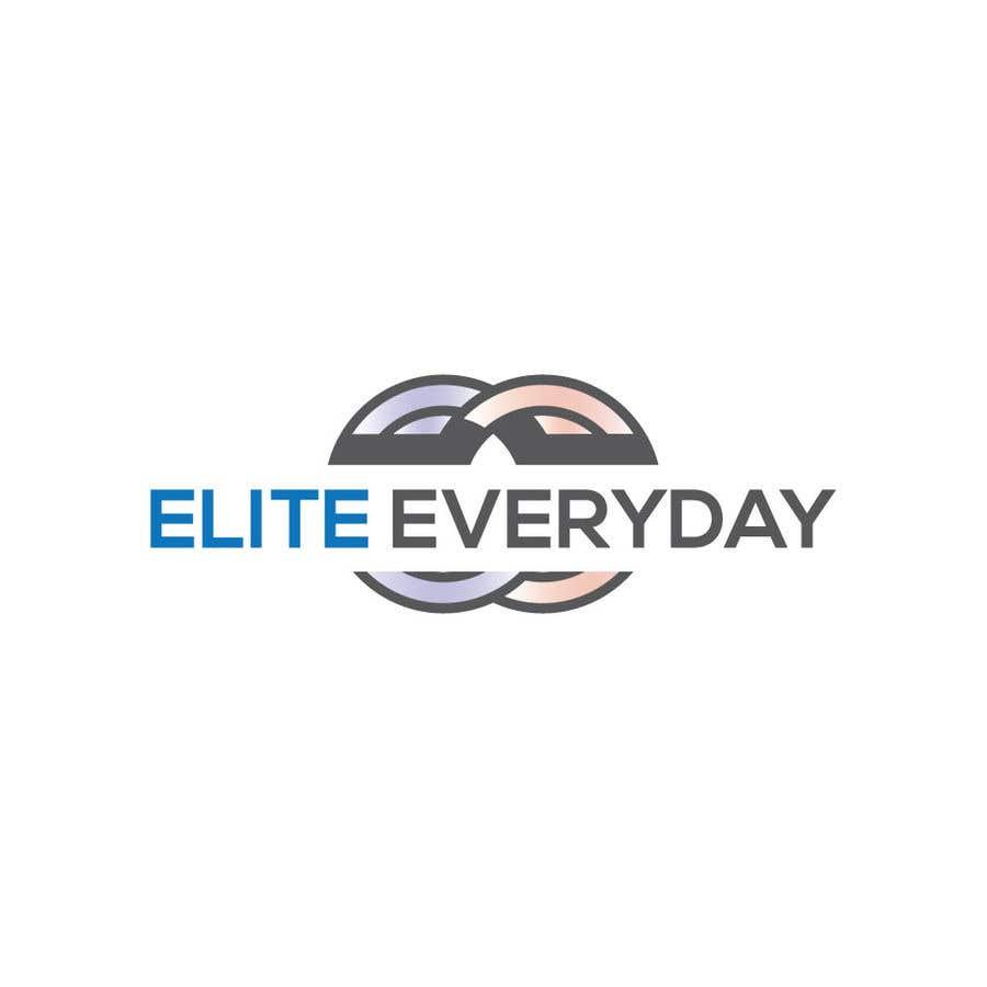 Penyertaan Peraduan #351 untuk Logo for Elite Everyday
