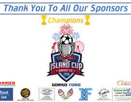 #16 for URGENT Design a Banner with ALL SPONSOR LOGOS -- 2 af gdubey03