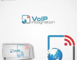 #49 para Logo Design for VoIP Integration por syednaveedshah