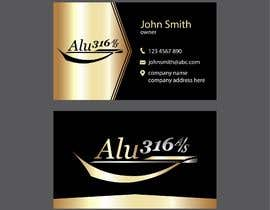 #9 for design a business card for a small company by mediassaz
