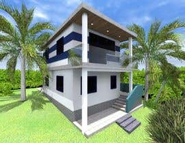 #14 untuk residential building external colour design (nautical theme) oleh ArqPortillo