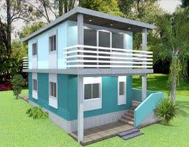 #16 untuk residential building external colour design (nautical theme) oleh ArqPortillo