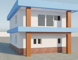 #17 untuk residential building external colour design (nautical theme) oleh Ab0mar