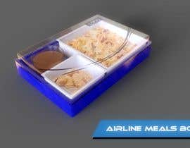#16 for Custom airline food packaging by mangugeng