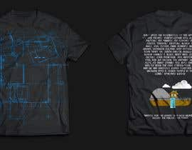 #12 for Apparel Design by MiDoUx9