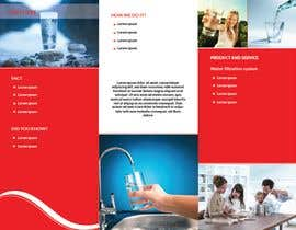 #14 for Design a Brochure - Water Filtration System by ajlaa92