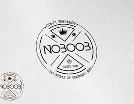 #178 para Design a Logo for a new craft brew company called NOBOOB de Diman0699