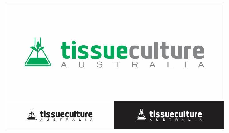 Kilpailutyö #53 kilpailussa Logo Design for Tissue Culture Australia
