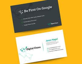 #26 untuk Design A Logo And Business Cards oleh Roronoa12