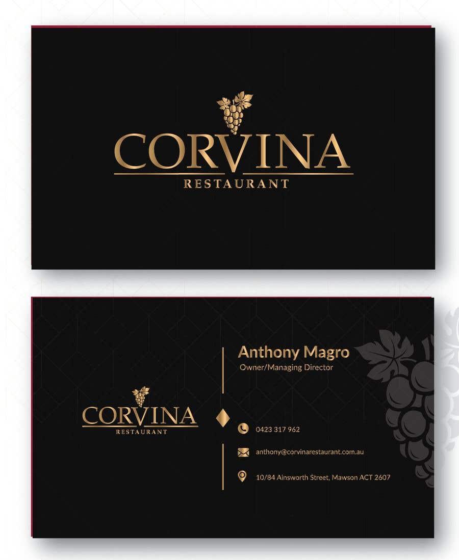Konkurrenceindlæg #369 for Design some Business Cards