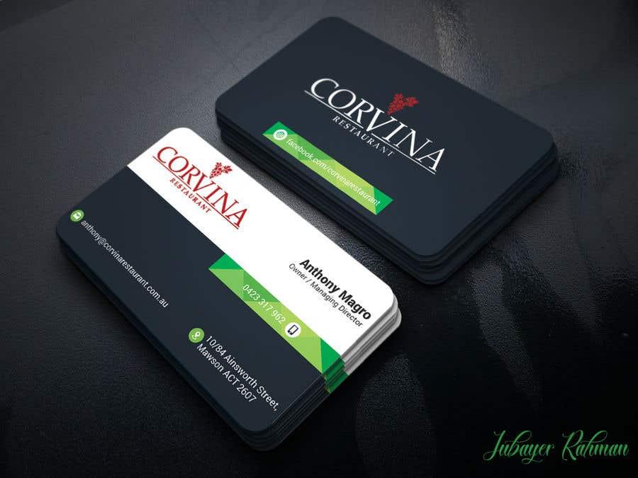 Konkurrenceindlæg #288 for Design some Business Cards