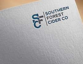 #112 cho Southern Forest Cider Co. Logo bởi msalah11