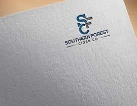#121 cho Southern Forest Cider Co. Logo bởi msalah11