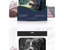 #29 for Create a scarf packaging design. by sandeepstudio