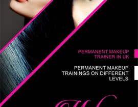 #9 para Design a Brochure for Permanent Makeup by Andrea Toth por punkdsoul