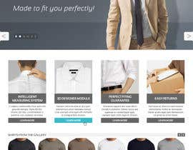 #44 for HOMEPAGE DESIGN FOR MIOVERO - and future work, read descriptions. by softechnos5