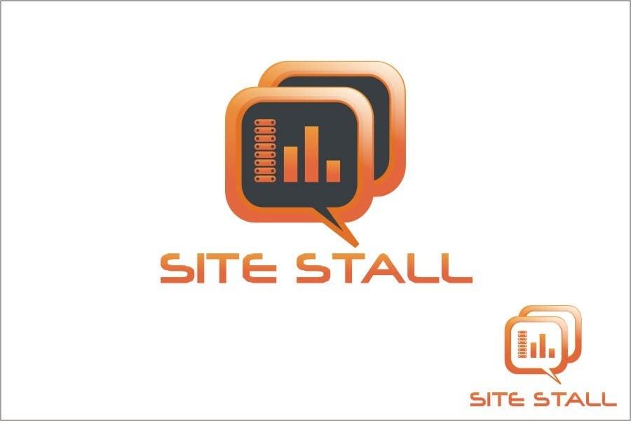 Konkurrenceindlæg #73 for Logo Design for SiteStall - Web Hosting Business