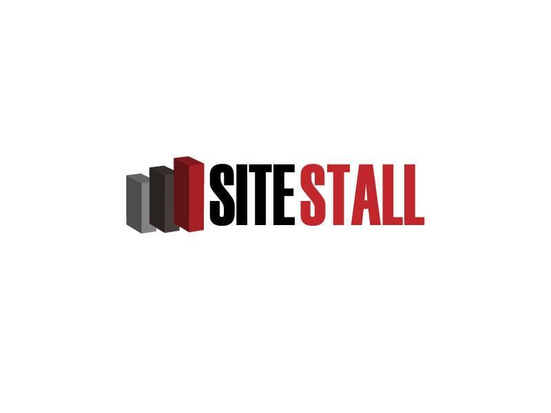 Konkurrenceindlæg #76 for Logo Design for SiteStall - Web Hosting Business