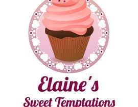 #54 untuk Design a Logo for Elaine's Sweet Temptations oleh karypaola83