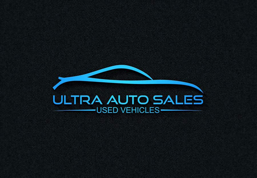 Entry 212 By Chanboru333 For Design A Logo For A Used Car