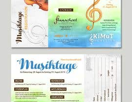 #28 for Brochure for classical music event with kids by ferisusanty