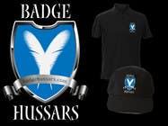 Graphic Design Inscrição do Concurso Nº9 para Graphic for clothing brand and music group: The Badge Hussars (BadgeHussars.com)