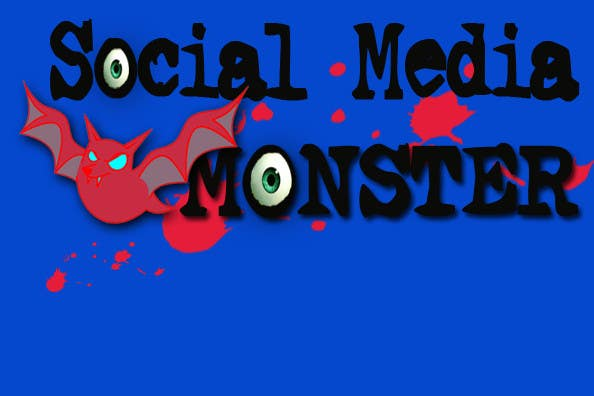 #47 for Graphic Design for The Social Media Monster by kalderon