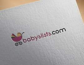 Nro 16 kilpailuun website for baby products logo design contest käyttäjältä hossain987r