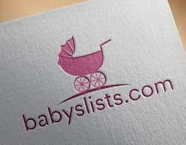 Nro 14 kilpailuun website for baby products logo design contest käyttäjältä hhumyra8