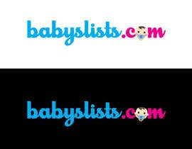 Nro 13 kilpailuun website for baby products logo design contest käyttäjältä NSSilva