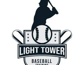 "nº 7 pour I need a logo designed for my baseball training. ""Light tower baseball training"" want a logo of a guy swinging a light pole that i can put on T shirts and hats. Perferred color scheme is neon yellow and grey. Open to characature design par mahinul000"