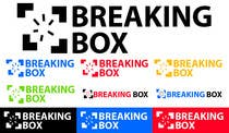 Contest Entry #558 for Logo Design for Breaking Box
