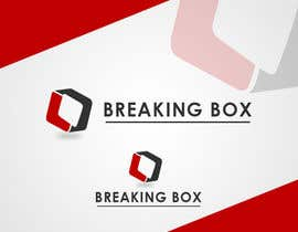 #247 for Logo Design for Breaking Box af mega619