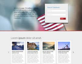 nº 38 pour Website Design for MilitaryUSA.com par nelsonc99