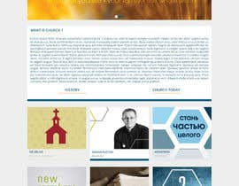 #30 for Design a Website Mockup for the Church by janakgfxdesign