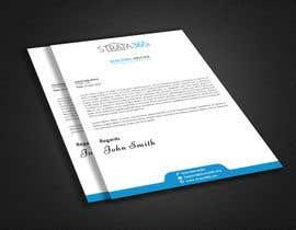Nro 64 kilpailuun Design some Stationery - Letterhead/notice memo käyttäjältä kushum7070