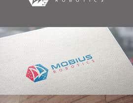 #582 para Design Logo and Graphics for Mobius Robotics de LOGOalsoLOGO
