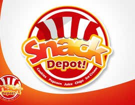 nº 22 pour Logo Design for Snack Centre par rogeliobello