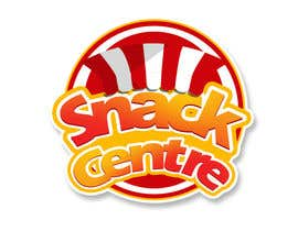 nº 54 pour Logo Design for Snack Centre par rogeliobello