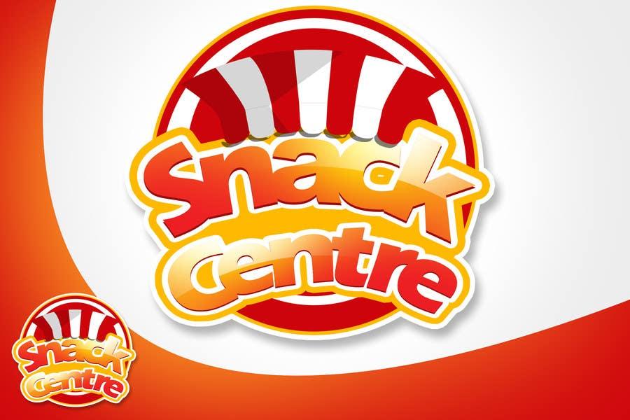 #43 for Logo Design for Snack Centre by rogeliobello