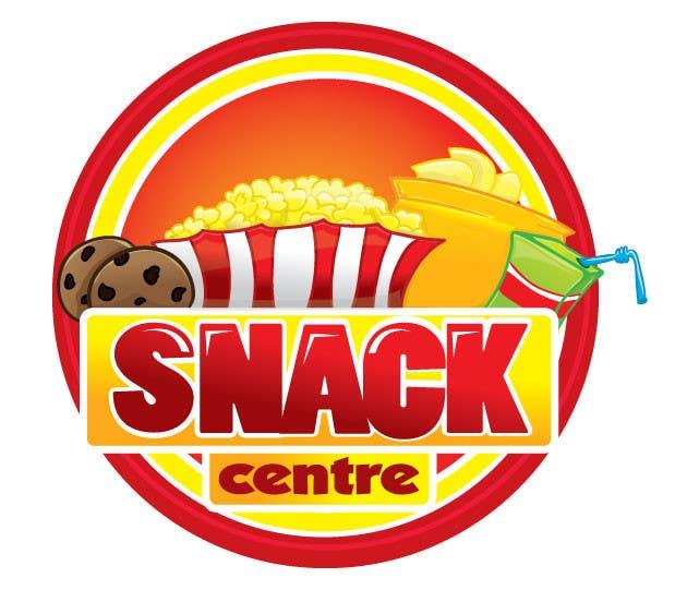 #39 for Logo Design for Snack Centre by Designsthatshine