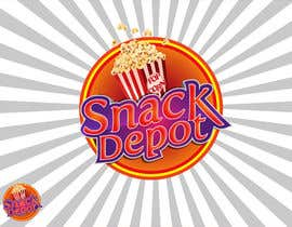 nº 60 pour Logo Design for Snack Centre par alinhd