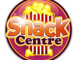 nº 36 pour Logo Design for Snack Centre par frostyerica